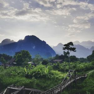 مهدی پارسا عکس از سفر گردشگری مستقل به کشور لائوس ۹۷ - Mehdi Parsa Laos trip 2018
